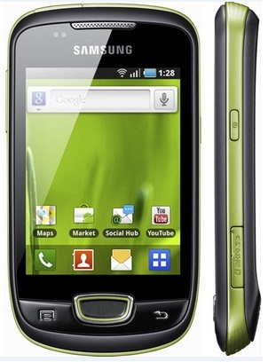 hp rekomendasi android samsung s5570 galaxy mini
