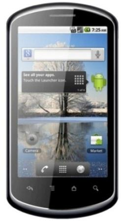 android huawei ideos x5 android