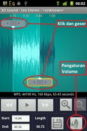 cara menggunakan mp3 sebagai ringtone android