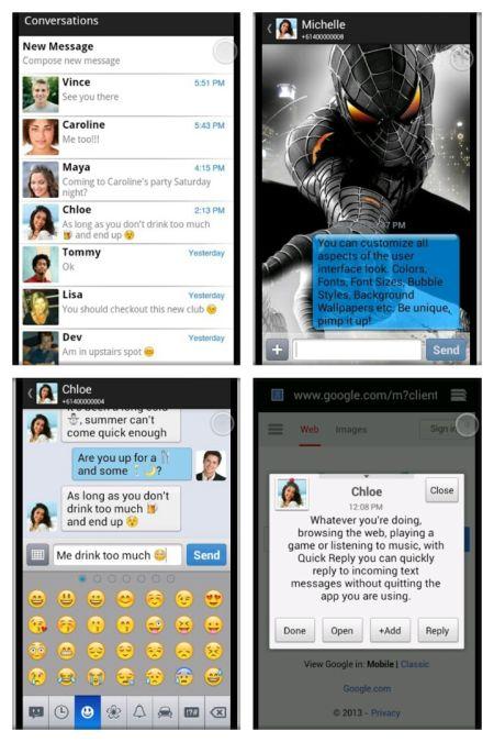 aplikasi pesan android