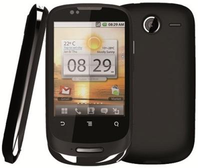 android huawei ideos x1