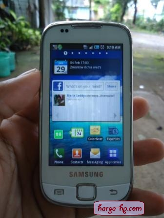 Samsung Galaxy 5510 Review