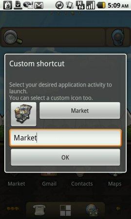 mengganti tampilan hp android