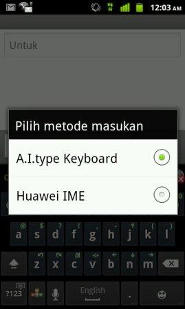 keyboard android alternatif
