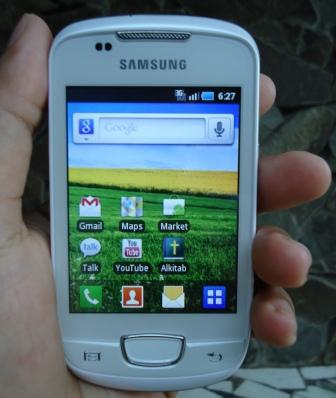 Review Samsung Galaxy Mini s5570