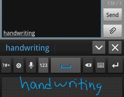 fitur handwriting recognition galaxy note