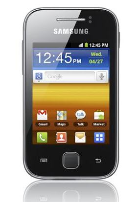 review samsung galaxy young