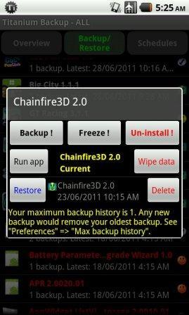 backup aplikasi android titanium