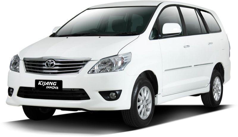 Konsumsi Bahan Bakar (BBM) Mobil Toyota Semua Jenis