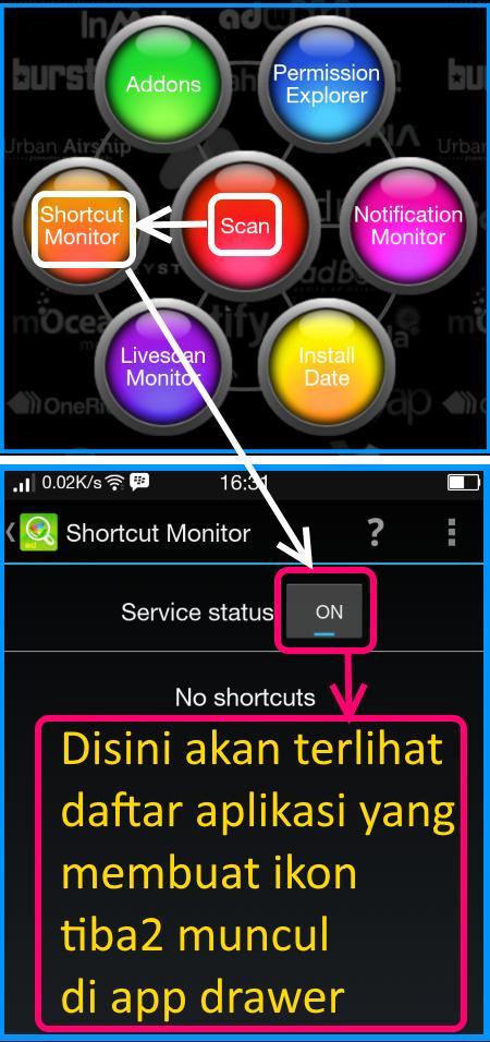 Cara Hapus Iklan Virus Malware Android Gadoga Com