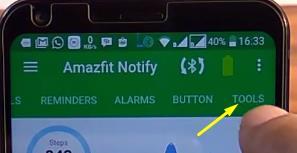 Install Amazfit Bip WatchFace| gadoga com